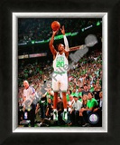Ray Allen, Game Six of the 2008 NBA Finals Framed Photographic Print
