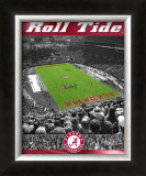 University of Alabama- Stadium Shot Framed Photographic Print