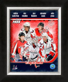 2008-09 Washington Capitals Framed Photographic Print