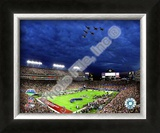 Raymond James Stadium - Super Bowl XLIII Framed Photographic Print