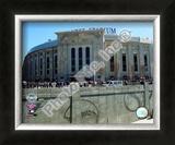 Yankee Stadium 2009 Inaugural Game Framed Photographic Print