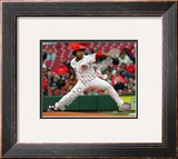 Edinson Volquez Framed Photographic Print