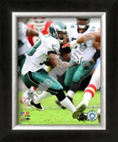 Jeremy Maclin 2009 Framed Photographic Print
