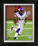 Percy Harvin 2009 Framed Photographic Print