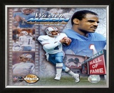 Warren Moon Framed Photographic Print