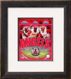 Angels Big 3 - 2007 Framed Photographic Print