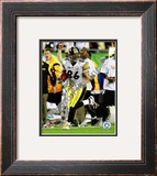 Hines Ward  - Super Bowl XLIII Framed Photographic Print