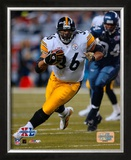 Super Bowl XL - Jerome Bettis Framed Photographic Print