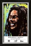 Bob Marley Posters by David Garibaldi
