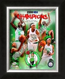 2007-08 Boston Celtics NBA Champions Framed Photographic Print