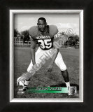 Bubba Smith Michigan State University Spartans 1966 Framed Photographic Print