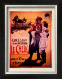 Le Cheik Posters
