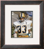Tony Dorsett Framed Photographic Print