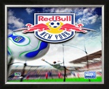 New York Red Bulls Framed Photographic Print