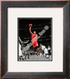 Derrick Rose Framed Photographic Print