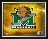 Marshall University Logo Framed Photographic Print
