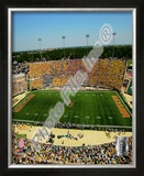 Floyd Casey Stadium Baylor University 2008 Framed Photographic Print