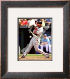 Nick Markakis Framed Photographic Print