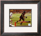 Michael Crabtree Texas Tech Framed Photographic Print