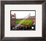Citizens Bank Park 2008; Philadelphia Phillies Framed Photographic Print