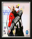 Alex Ovechkin & Evgeni Malkin 2008-09 NHL All-Star Game Framed Photographic Print
