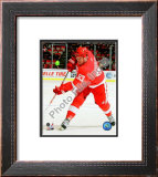 Johan Franzen Framed Photographic Print