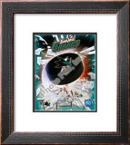 San Jose Sharks Team Logo Framed Photographic Print