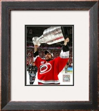 Matt Cullen 2006 Stanley Cup Framed Photographic Print