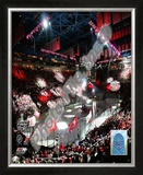 Joe Louis Arena - &#39;09 St. Cup / Gm. 1 Framed Photographic Print