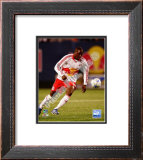 Jozy Altidore 2008 Action(85) Framed Photographic Print