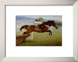 Istabraq Print by Susan Crawford