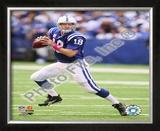 Peyton Manning 2009 Framed Photographic Print