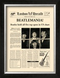Beatlemania! Posters