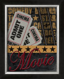 Movie Prints by Todd Williams