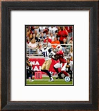Torry Holt Framed Photographic Print