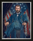 Ulysses S. Grant Poster by William Meijer