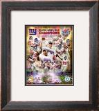 New York Giants- Super Bowl XLII Framed Photographic Print