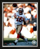 Joe Montana - passing - ©Photofile Framed Photographic Print