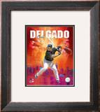 Carlos Delgado Framed Photographic Print