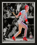 Chase Utley Framed Photographic Print