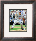 Clayton Kershaw Framed Photographic Print