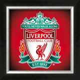 Liverpool Crest Prints