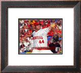 Joba Chamberlain University of Nebraska Cornhuskers 2005 Framed Photographic Print