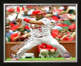 Albert Pujols Framed Photographic Print
