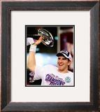 Eli Manning Framed Photographic Print