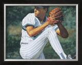 Pitcher Art by Glen Green