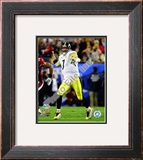 Ben Roethlisberger  - Super Bowl XLIII Framed Photographic Print