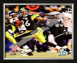 Hines Ward 2008 AFC Championship Framed Photographic Print