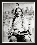 Sitting Bull Framed Photographic Print