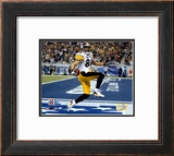 Super Bowl XL - Hines Ward Framed Photographic Print